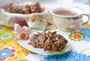 Шоколадное печенье без выпечки - фото шаг 5