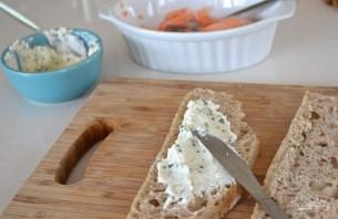 Закуска из семги и сыра - фото шаг 4
