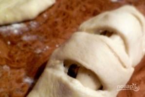 Пирожки с картошкой и сыром - фото шаг 6