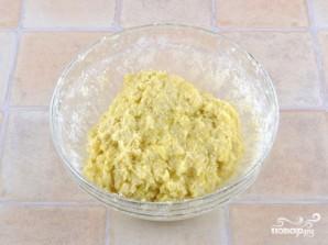 Картофельные зразы с фаршем отварные - фото шаг 2