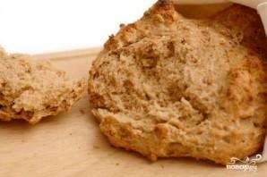 Хлеб из пресного теста - фото шаг 4
