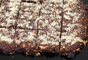 Шоколадное печенье с лесными орехами - фото шаг 5