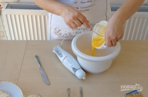 Кекс с орехами и сухофруктами - фото шаг 1