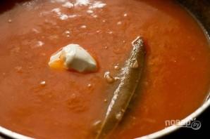 Суп-пюре из помидоров - фото шаг 4