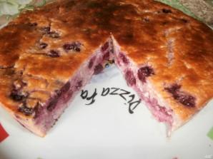 Диетический пирог с творогом - фото шаг 6