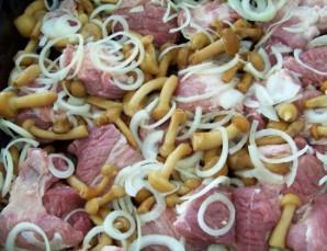 Свинина со сметаной и сыром - фото шаг 3