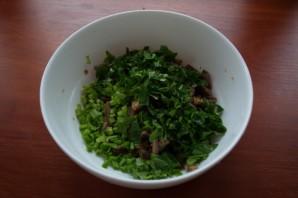 Салат с говядиной и сыром - фото шаг 3