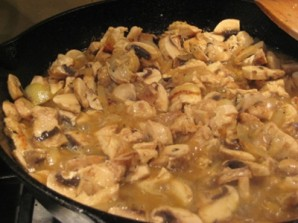 Суп с курицей и гречкой - фото шаг 11