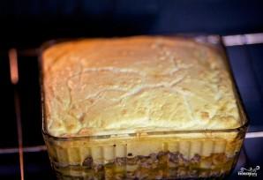 Картофель с фаршем в духовке - фото шаг 19
