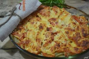 Запеканка картофельная с мясом в духовке - фото шаг 6