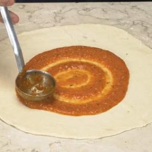 Пицца по Римски - фото шаг 4