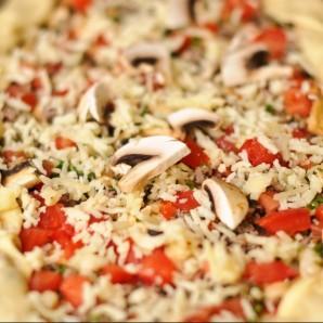 "Турецкая пицца ""Пайд"" - фото шаг 13"