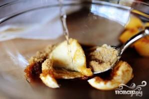 Блинчики с персиковой начинкой - фото шаг 2