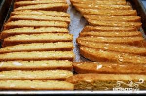 Миндальное печенье с цедрой - фото шаг 5