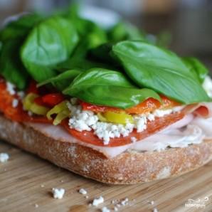 Сэндвич-кирпич - фото шаг 9