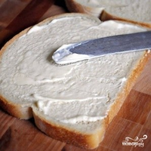 Клубный сэндвич - фото шаг 1