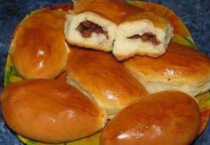Пирожки с изюмом - фото шаг 5