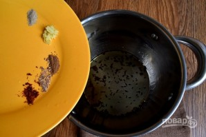 Масала бхат (пряный рис) - фото шаг 2