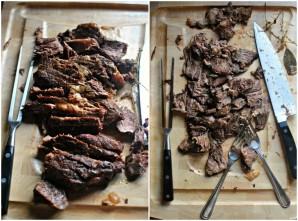Лопатка говяжья в духовке - фото шаг 12