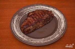 Салат пикантный с говядиной - фото шаг 3
