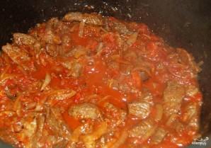 Мясо по-татарски - фото шаг 10