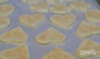 Печенье с творогом простое - фото шаг 4