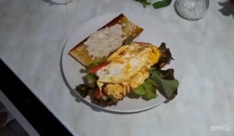 Сэндвич французский по-деревенски - фото шаг 4