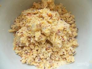 Клюквенно-апельсиновое печенье - фото шаг 6