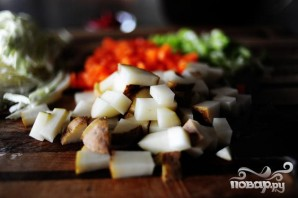 Итальянский суп с фрикадельками - фото шаг 7