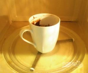 Кекс за 3 минуты - фото шаг 4