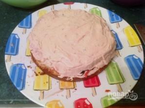 Крем для торта из варенья - фото шаг 4