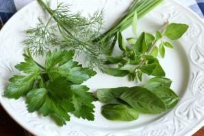 Обычный салат - фото шаг 1