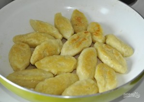 Картофельные клёцки - фото шаг 6