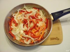 свинина в кисло сладком соусе с имбирем - фото шаг 5
