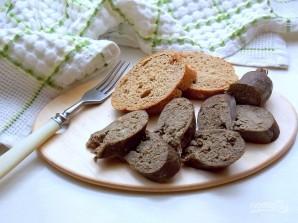Домашняя печеночная колбаса - фото шаг 9