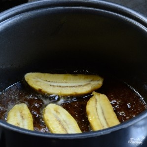Банановый фостер - фото шаг 5