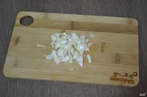 Пирог мясной из слоеного теста - фото шаг 2