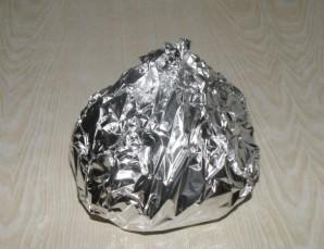 Рулет из мяса в духовке - фото шаг 10