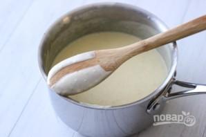 Заварной масляный крем - фото шаг 7