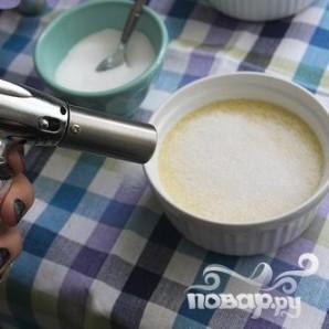Крем-брюле с лавандой и медом - фото шаг 7