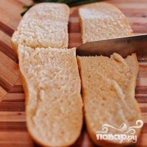 Чесночно-сырный хлеб - фото шаг 2