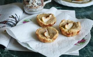 Кексы с яблочным муссом - фото шаг 4