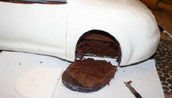 """Торт """"Ауди"""" - фото шаг 17"""