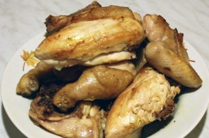 Курица с болгарским перцем - фото шаг 4