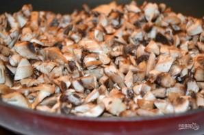 Картофельный пирог с грибным соусом - фото шаг 5