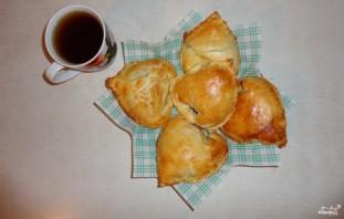 Пирожки с адыгейским сыром - фото шаг 3