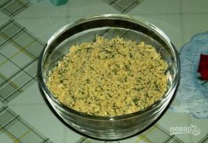 Салат с рыбными консервами - фото шаг 10