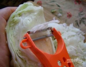Салат из вареной колбасы - фото шаг 1