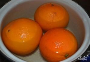 Пирог с апельсиновой начинкой - фото шаг 7