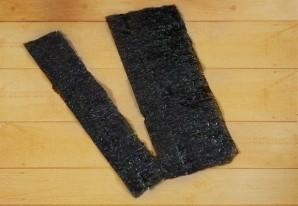 Суши с икрой - фото шаг 2